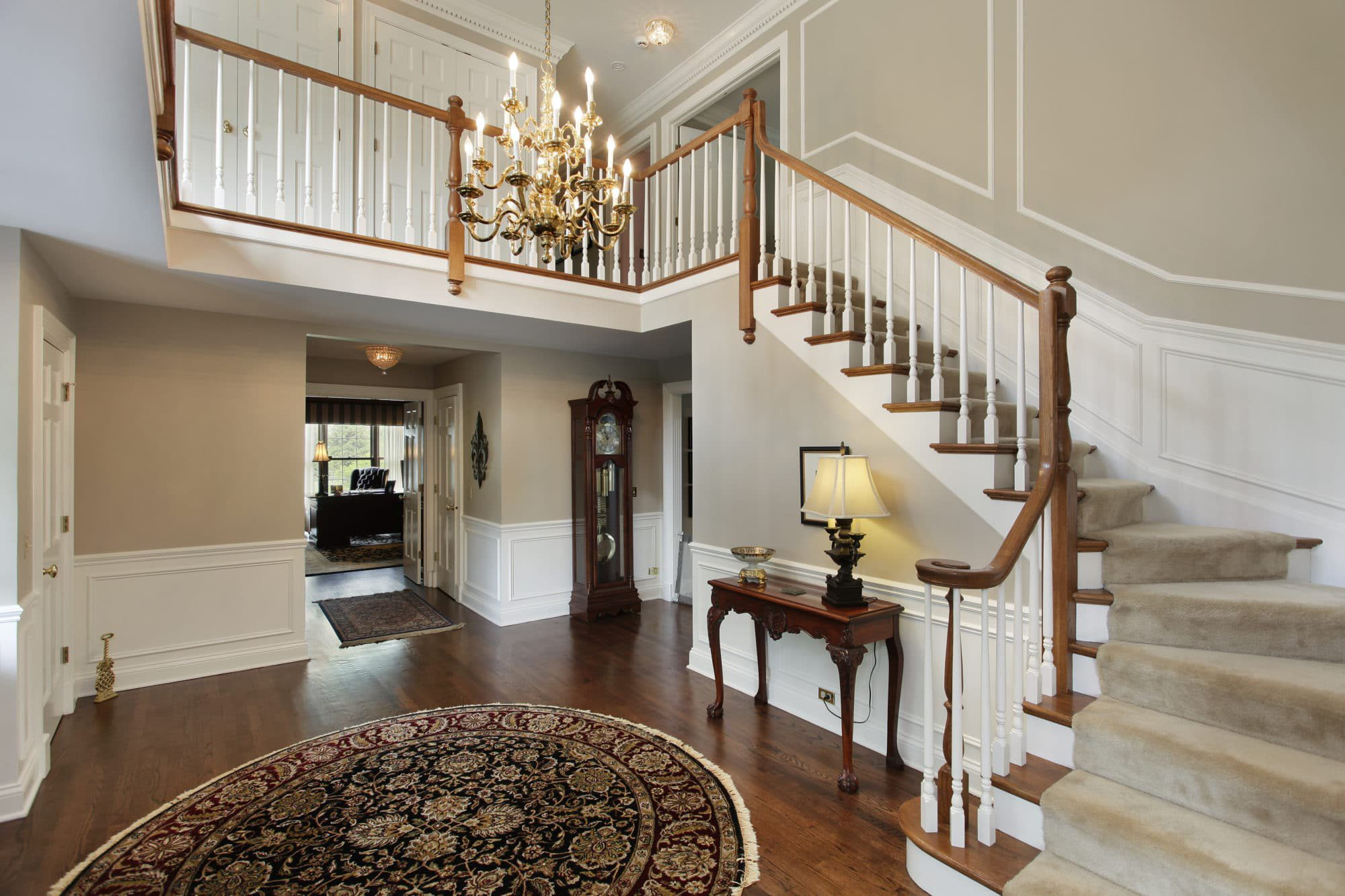 Stairs Sierra Remodeling And Home Builders Inc