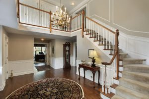 A beautiful safe staircase adds charm and value to your home. We install chair lifts too!