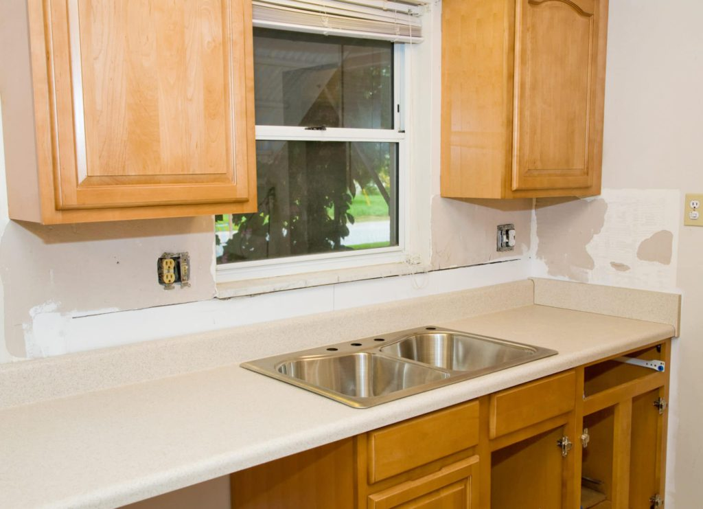 Countertops sierra remodeling for Kitchen remodel laminate countertops