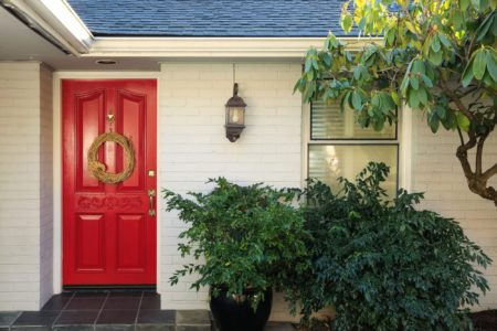 Let your Sierra Remodeling doors make a statement!