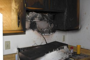 Like it never happened! Sierra Remodeling repairs fire damaged kitchens.