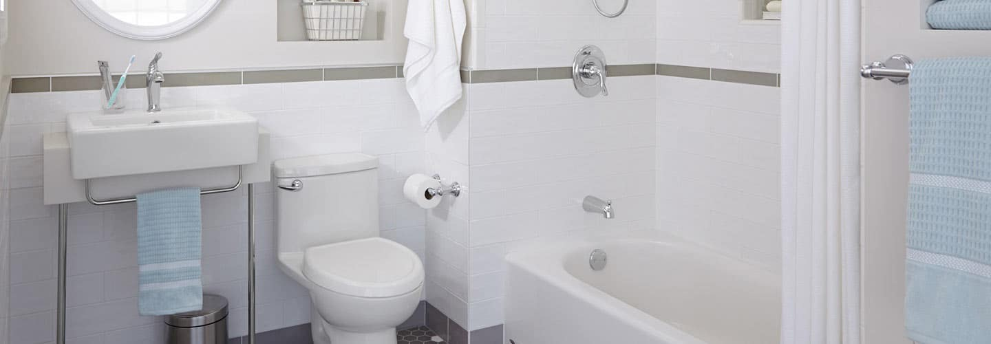 Sierra Remodeling offers American Standard's Traditional Bathroom Collection