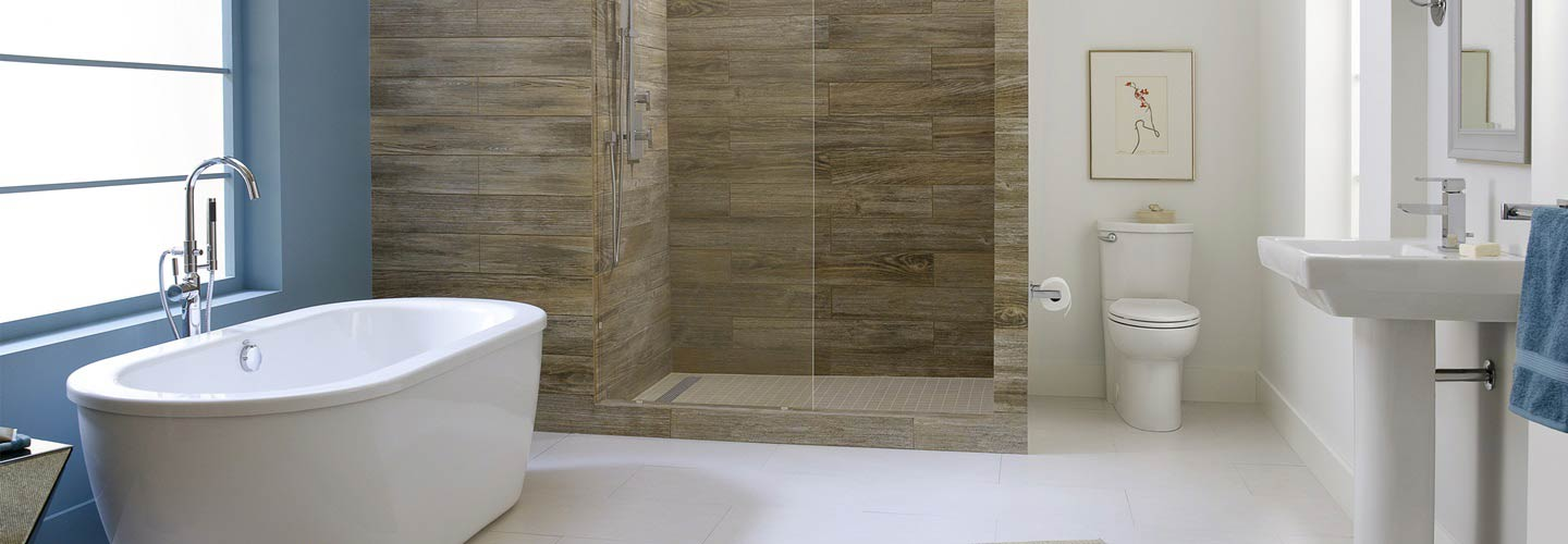 Sierra Remodeling includes American Standard Transitional Cadet Bathroom Collection