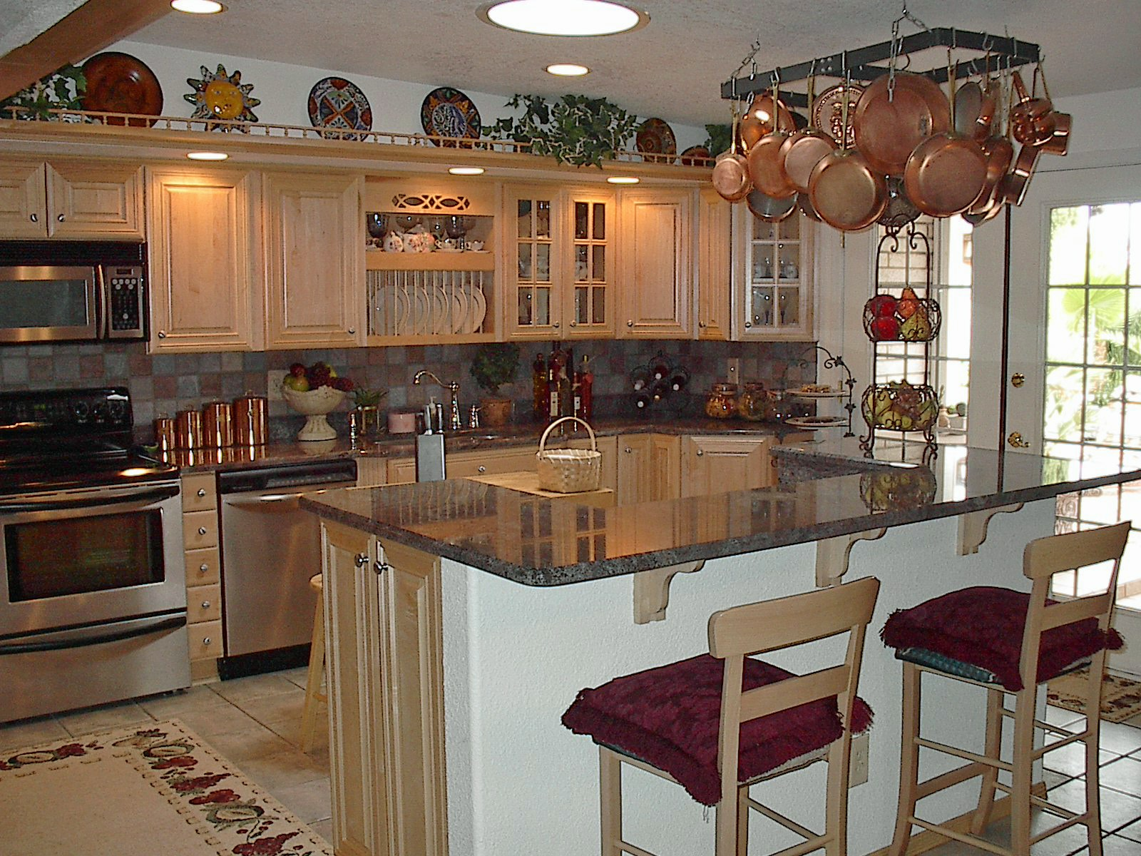Sierra remodeling kitchen remodel 001b sierra remodeling for J kitchen sierra vista menu