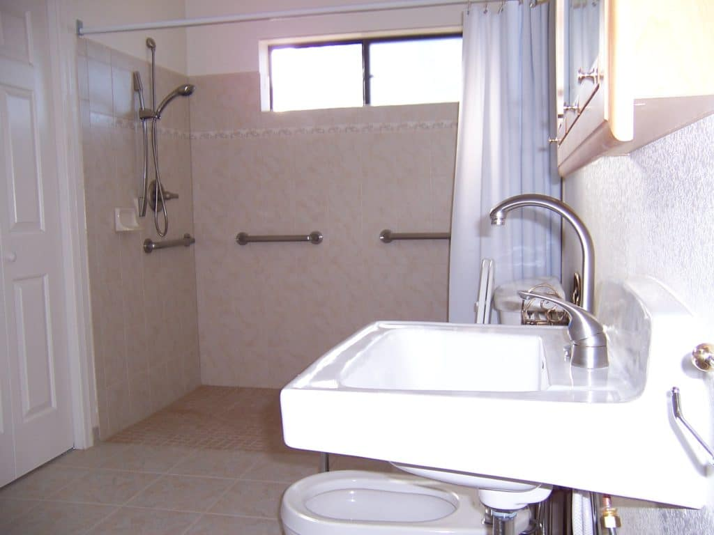 ADA Compliance Sierra Remodeling - Ada compliant bathroom remodel