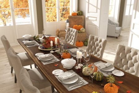 Sierra Remodeling wishes your family a Happy Thanksgiving!