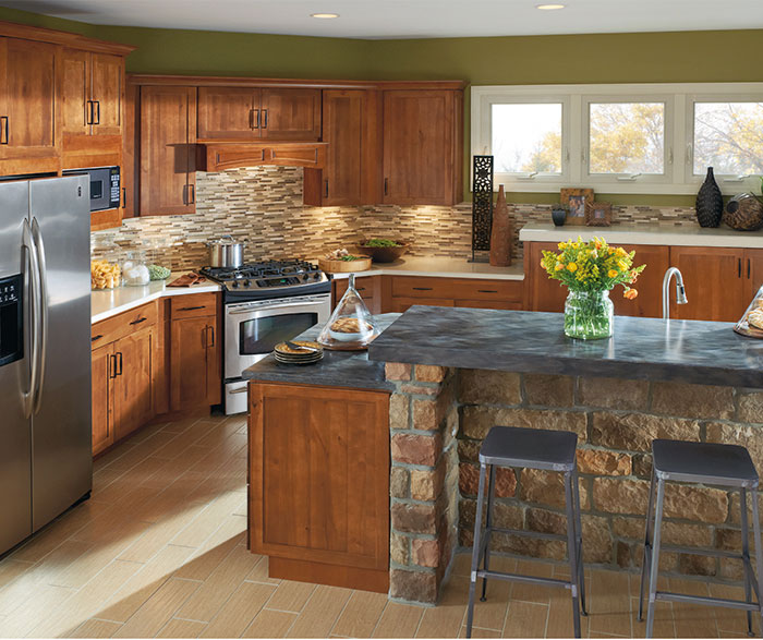 Shaker Style Kitchen Cabinets 2 Sierra Remodeling