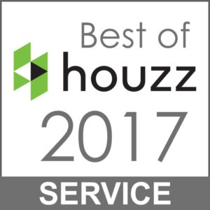 Sierra Remodeling receives the Best of Houzz 2017 Service award!