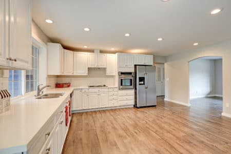 Sierra Remodeling has a great kitchen design team