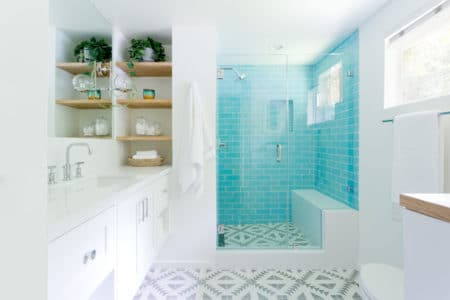 bathroom design by Marissa Cramer Interiors
