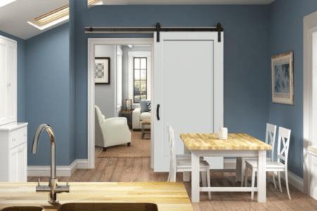 Jeld-Wen doors offered by Sierra Remodeling & Home Builders