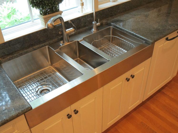 Sierra Remodeling replaces kitchen sinks too – Sierra Remodeling