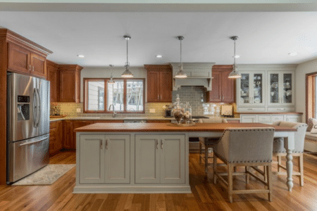 Kitchens – Sierra Remodeling on
